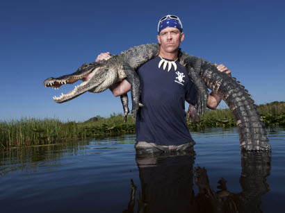 Gator Boys - Lost in the Glades